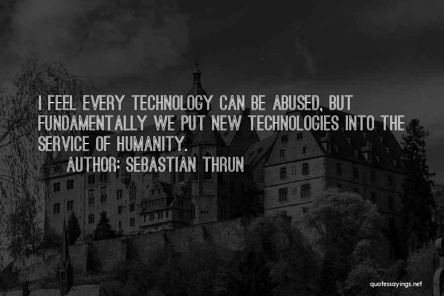 Sebastian Thrun Quotes 461740