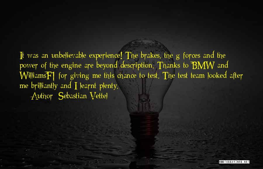 Sebastian Vettel Quotes 1407115
