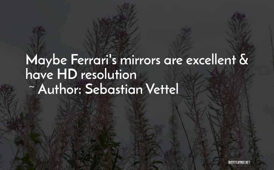 Sebastian Vettel Quotes 1867478