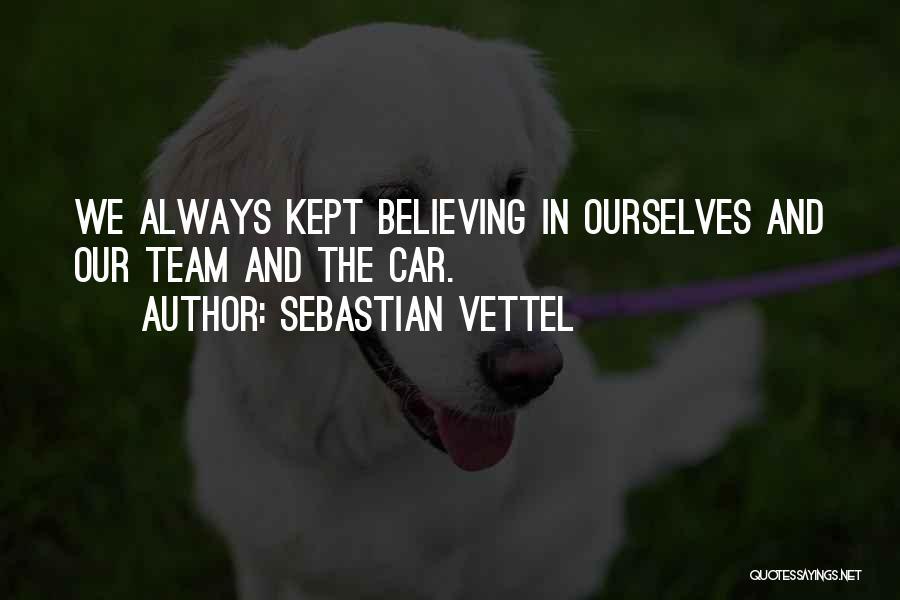Sebastian Vettel Quotes 2125888