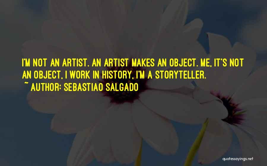 Sebastiao Salgado Quotes 175937