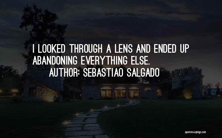 Sebastiao Salgado Quotes 579464