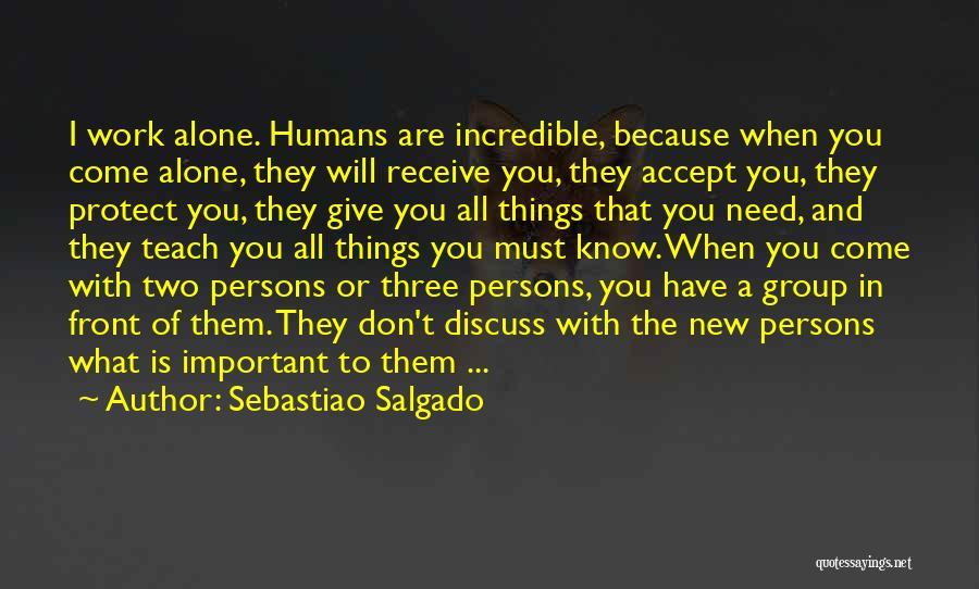 Sebastiao Salgado Quotes 610735