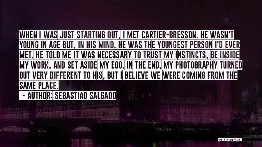 Sebastiao Salgado Quotes 631910