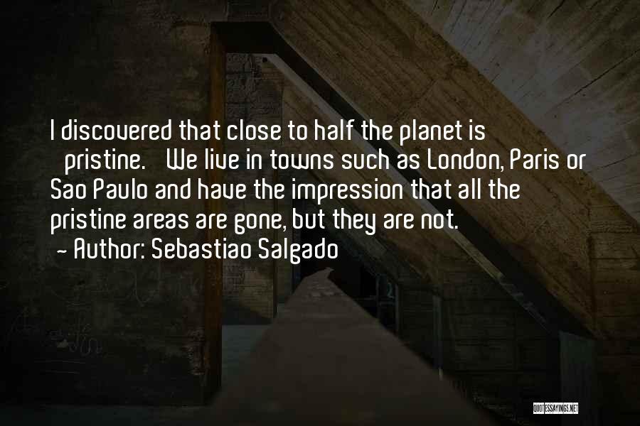 Sebastiao Salgado Quotes 869362