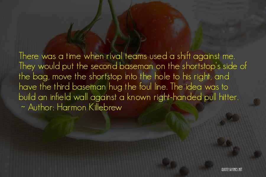 Second Baseman Quotes By Harmon Killebrew