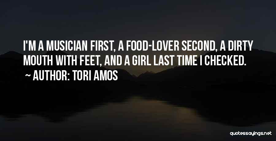 Second Lover Quotes By Tori Amos