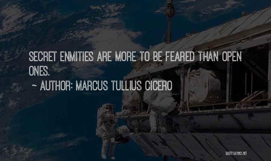 Secret Secrecy Quotes By Marcus Tullius Cicero