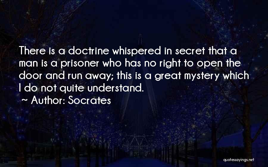 Secret Suicidal Quotes By Socrates