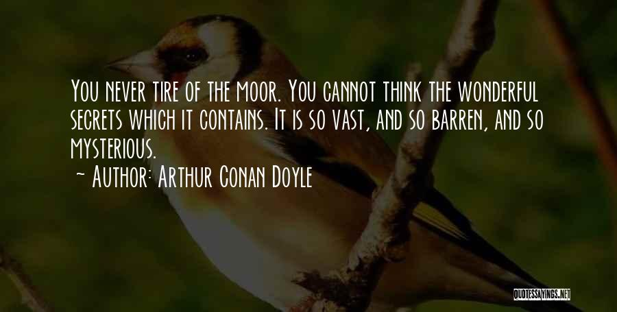 Secret Thinking Of You Quotes By Arthur Conan Doyle