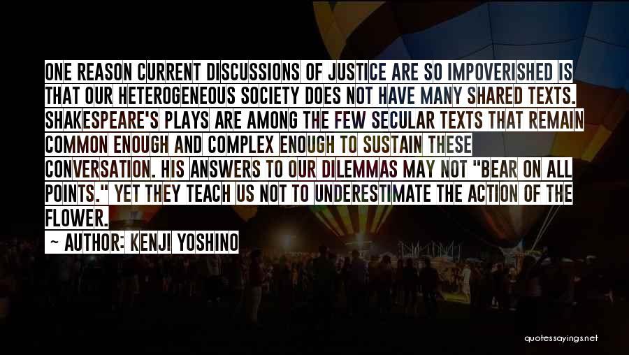 Secular Society Quotes By Kenji Yoshino