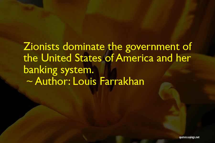 Secular Society Quotes By Louis Farrakhan