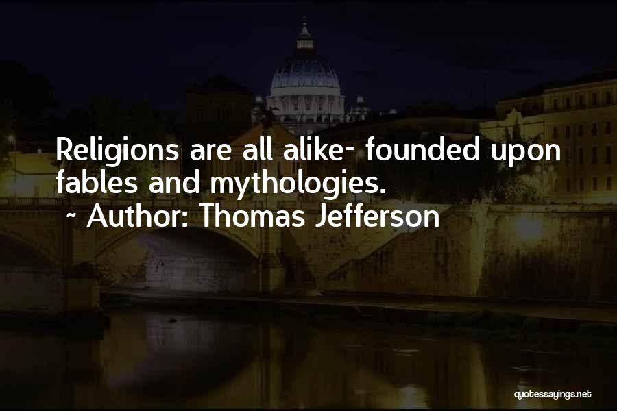 Secular Society Quotes By Thomas Jefferson