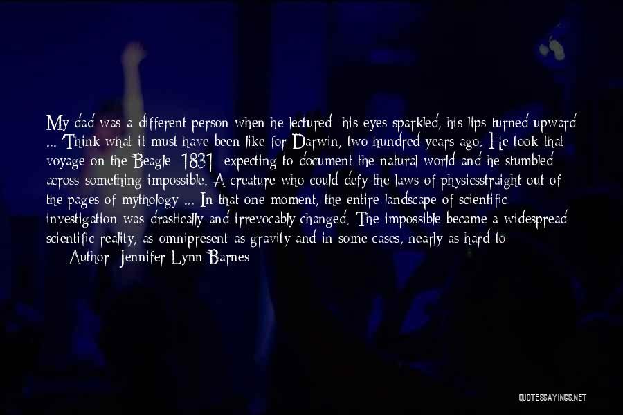 See Ya Quotes By Jennifer Lynn Barnes