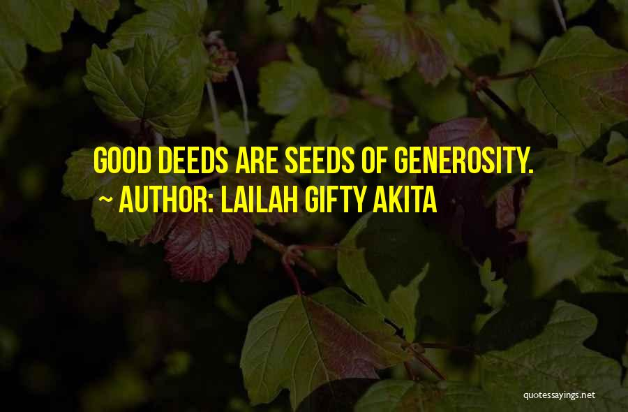 Seeds Of Hope Quotes By Lailah Gifty Akita