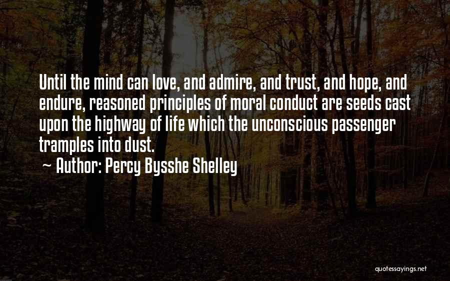 Seeds Of Hope Quotes By Percy Bysshe Shelley