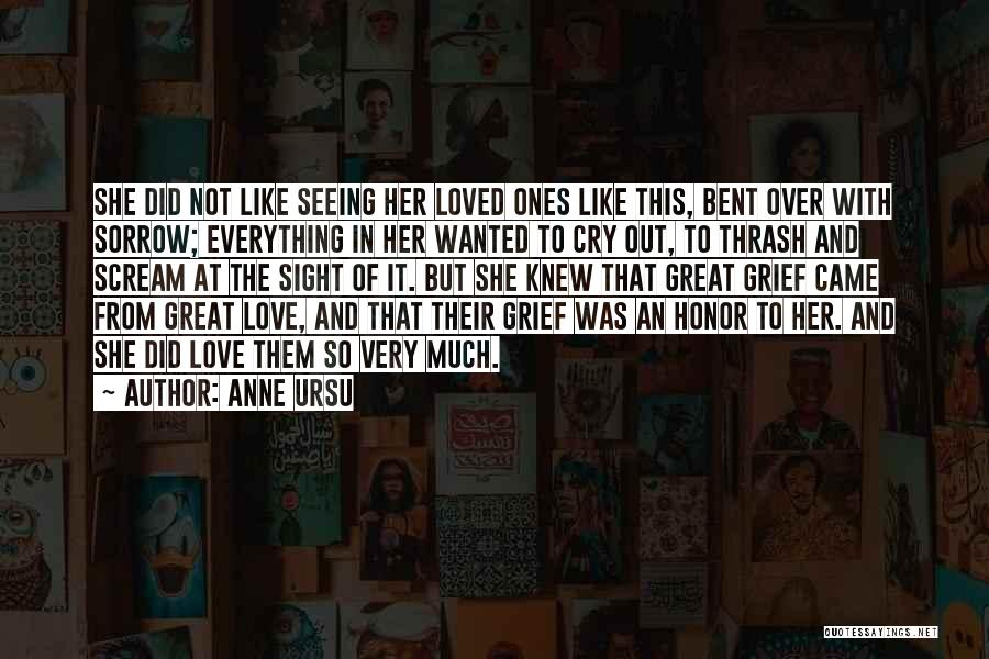 Seeing Him Cry Quotes By Anne Ursu