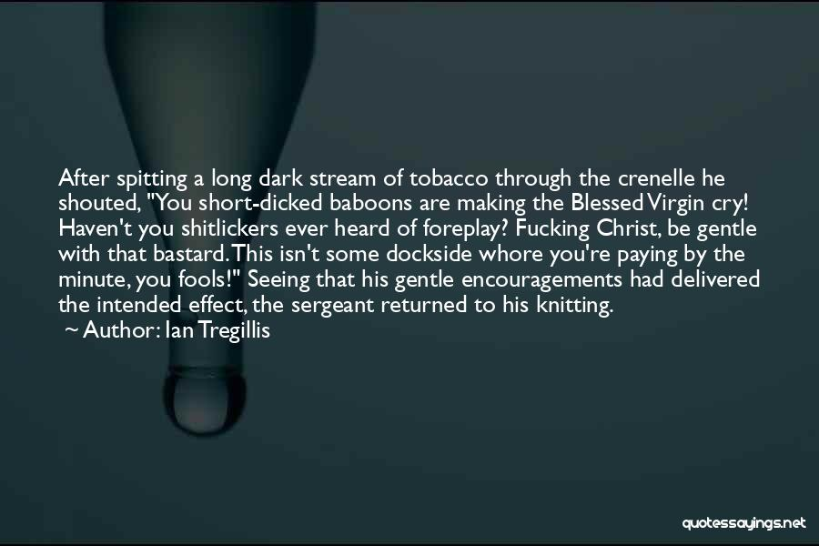 Seeing Him Cry Quotes By Ian Tregillis