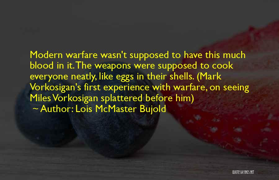 Seeing Him Quotes By Lois McMaster Bujold