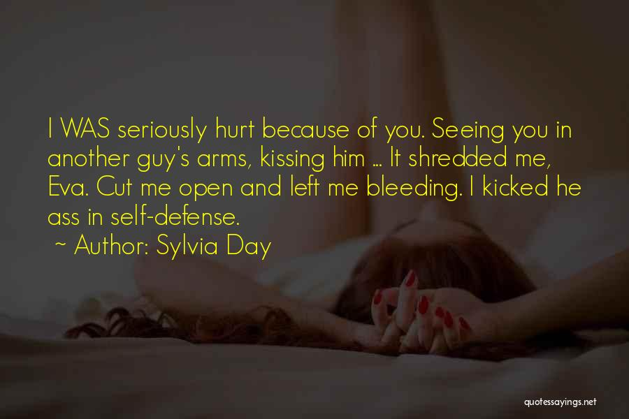 Seeing Him Quotes By Sylvia Day