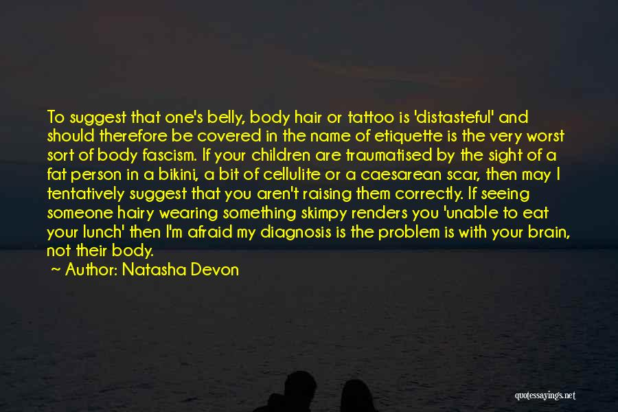 Seeing Someone Quotes By Natasha Devon