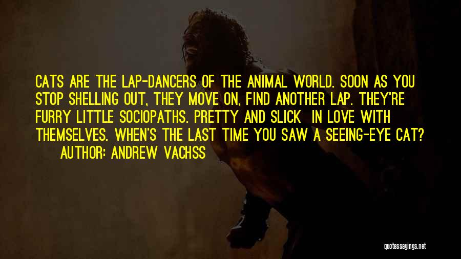 Seeing The World Quotes By Andrew Vachss