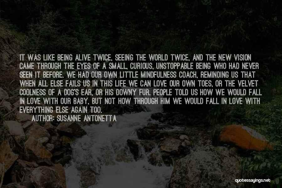 Seeing Through Someone Else Eyes Quotes By Susanne Antonetta