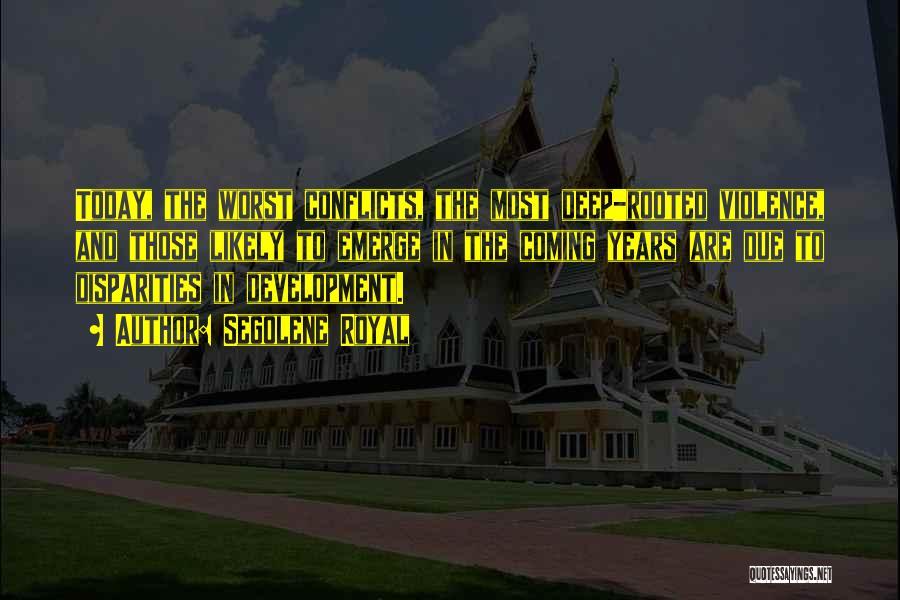 Segolene Royal Quotes 696320