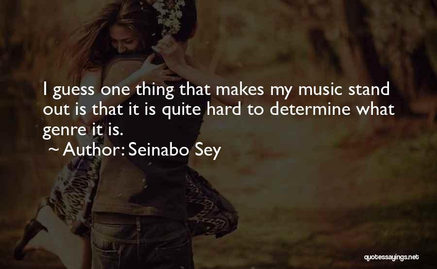 Seinabo Sey Quotes 2106444