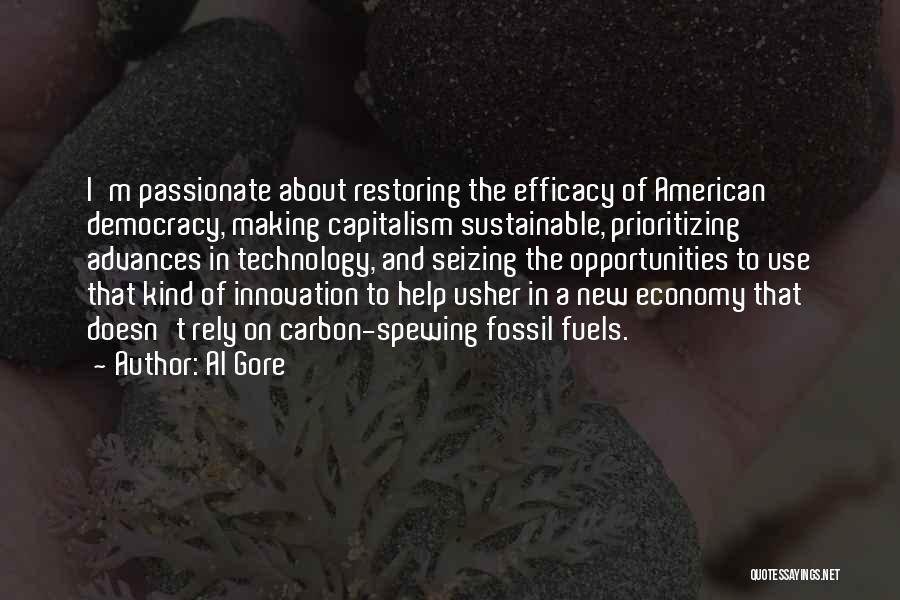 Seizing Quotes By Al Gore