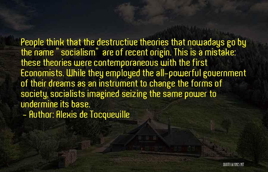 Seizing Quotes By Alexis De Tocqueville
