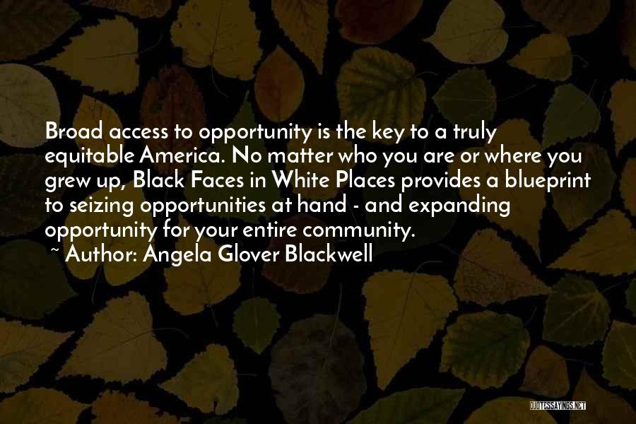 Seizing Quotes By Angela Glover Blackwell