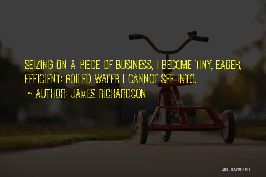 Seizing Quotes By James Richardson
