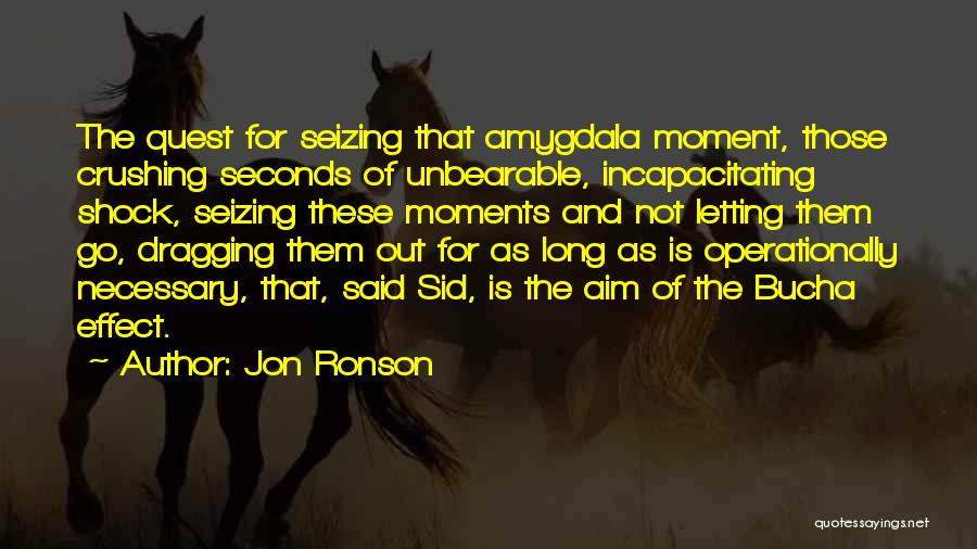 Seizing Quotes By Jon Ronson