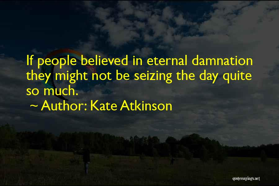 Seizing Quotes By Kate Atkinson