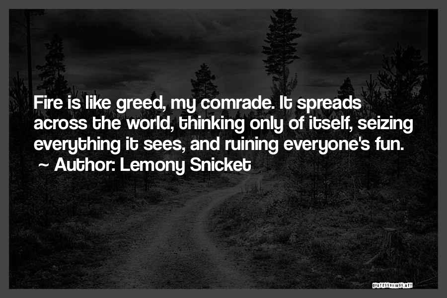 Seizing Quotes By Lemony Snicket