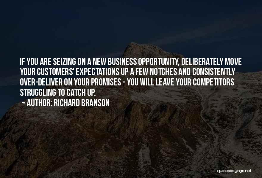Seizing Quotes By Richard Branson