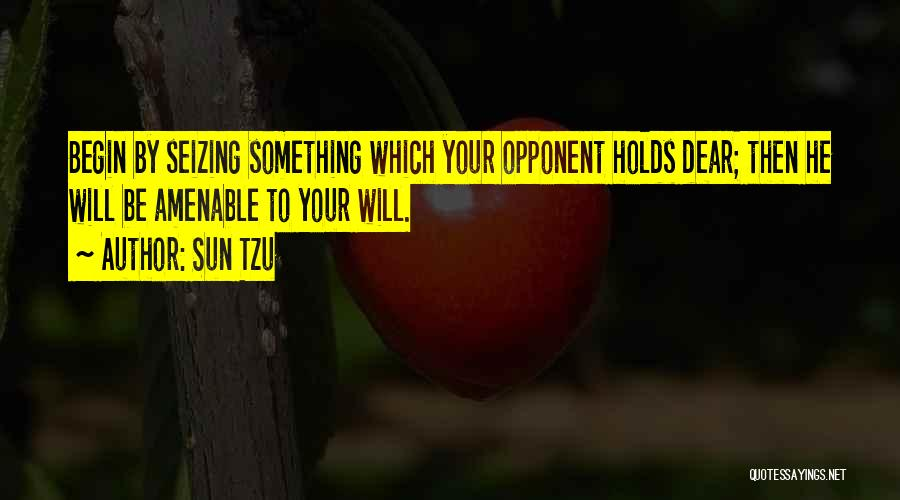 Seizing Quotes By Sun Tzu