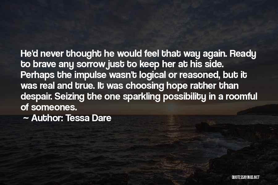 Seizing Quotes By Tessa Dare