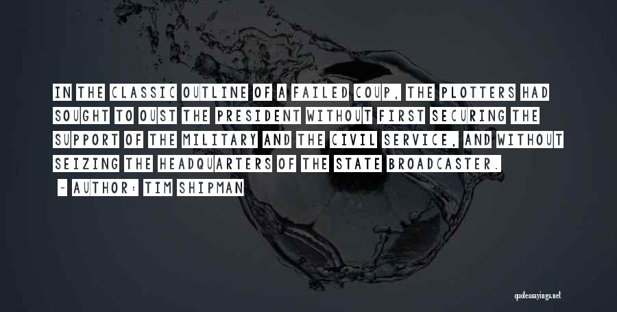 Seizing Quotes By Tim Shipman