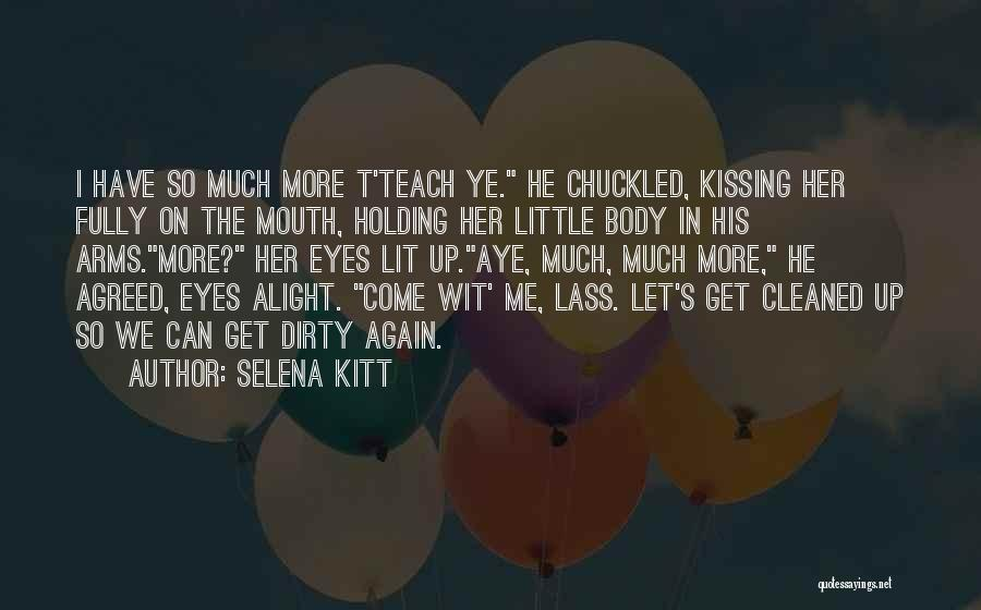 Selena's Quotes By Selena Kitt