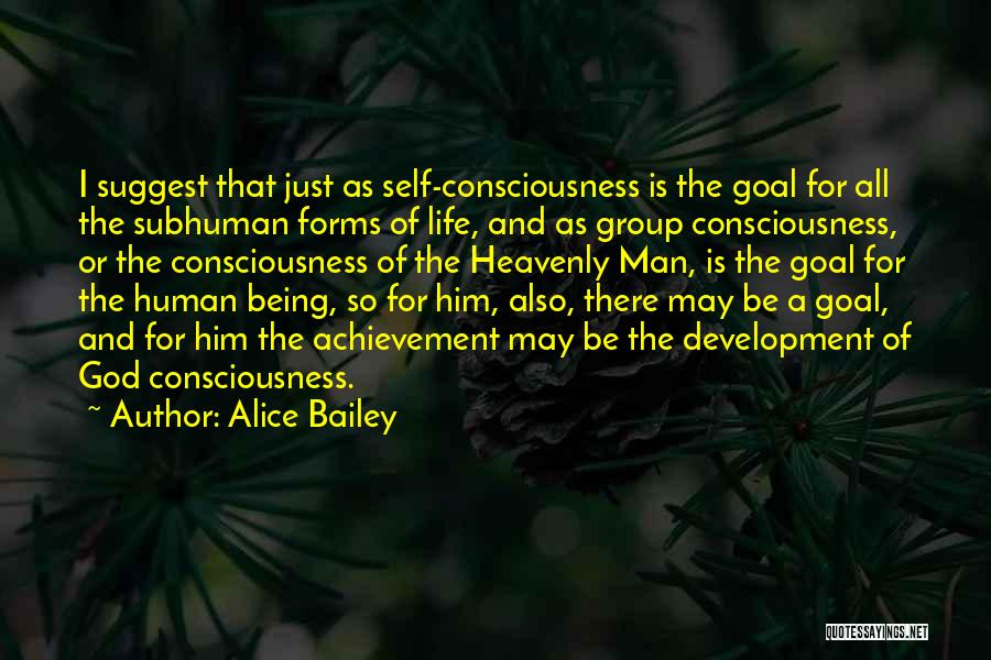 Self And God Quotes By Alice Bailey