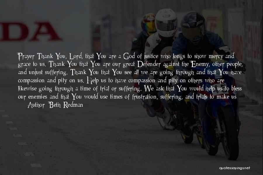 Self And God Quotes By Beth Redman