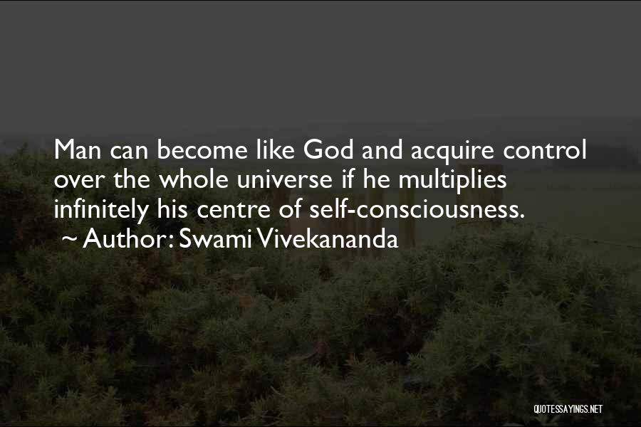 Self And God Quotes By Swami Vivekananda