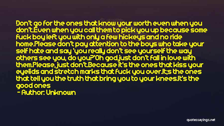 Self And God Quotes By Unknown