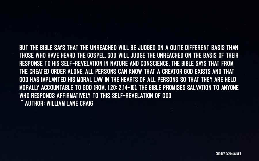 Self And God Quotes By William Lane Craig