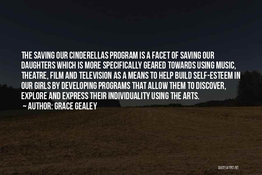 Self And Music Quotes By Grace Gealey