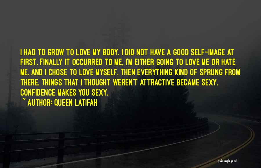 Self Beauty Quotes By Queen Latifah