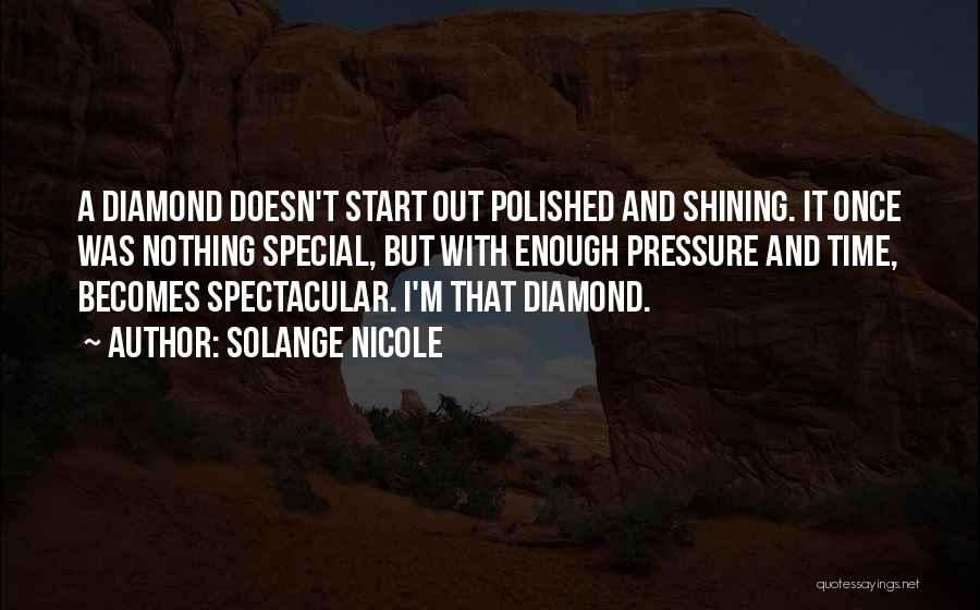 Self Confidence And Self Esteem Quotes By Solange Nicole