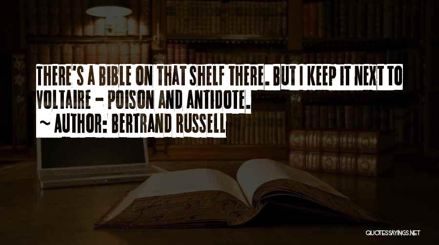 Self Doubt Bible Quotes By Bertrand Russell